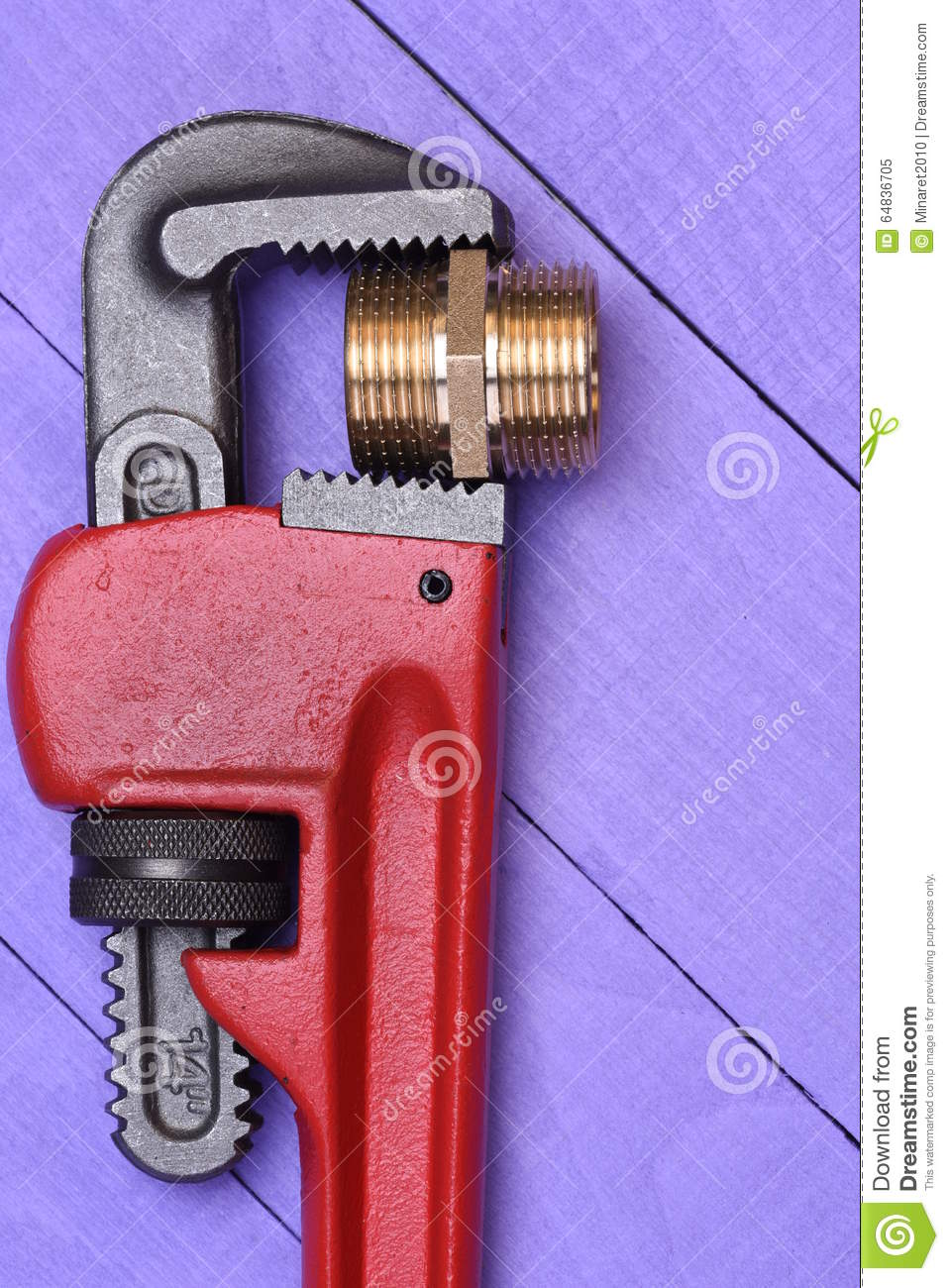 Wrench Vector Icon Pipe
