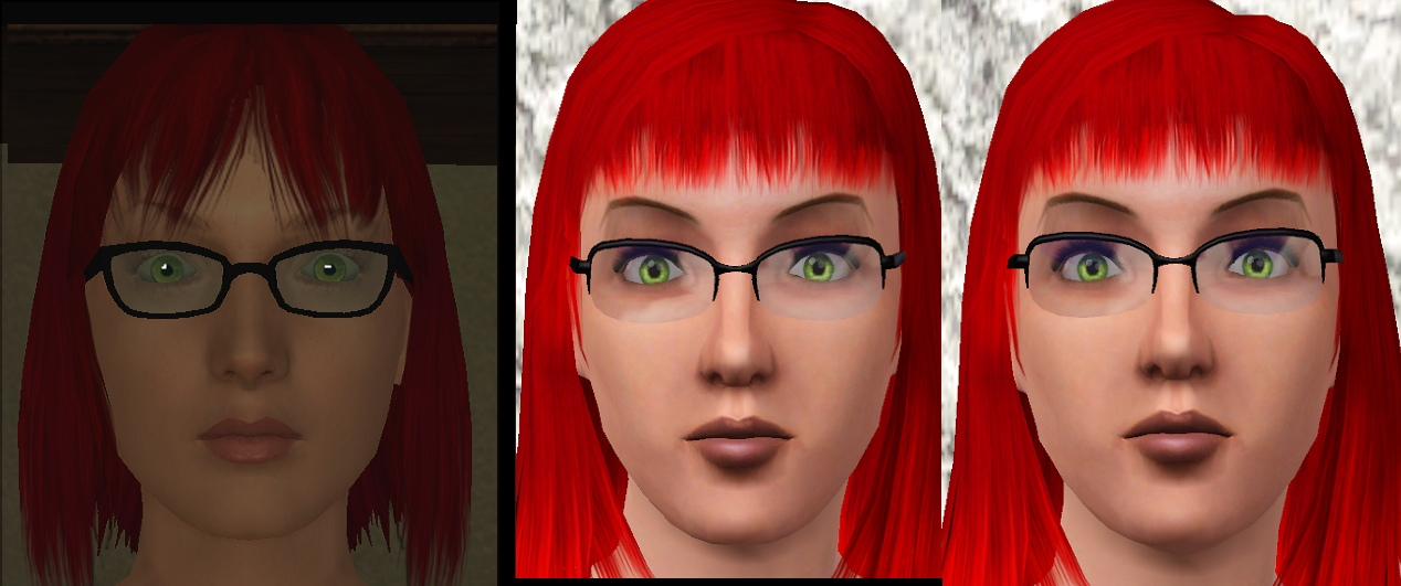 3 And Compare 4 Sims