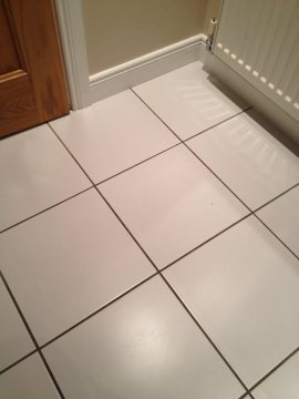 White floor tiles  White grout      Page 1   Homes  Gardens and DIY     White floor tiles  White grout      Page 1   Homes  Gardens and DIY    PistonHeads