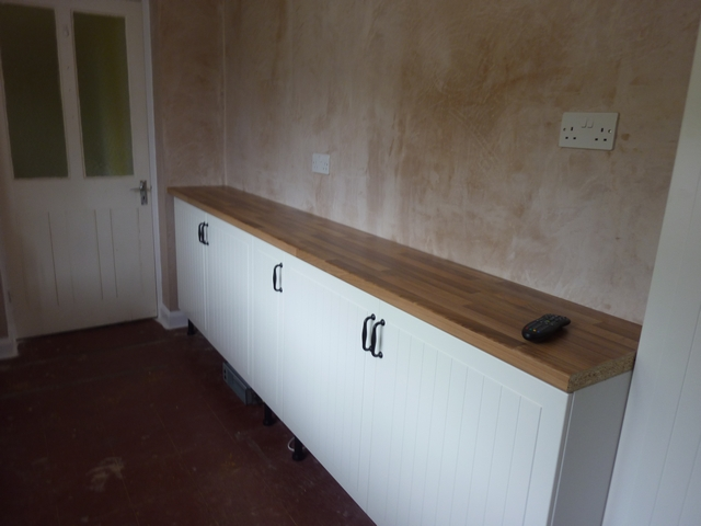 New Kitchen Cupboards Cost