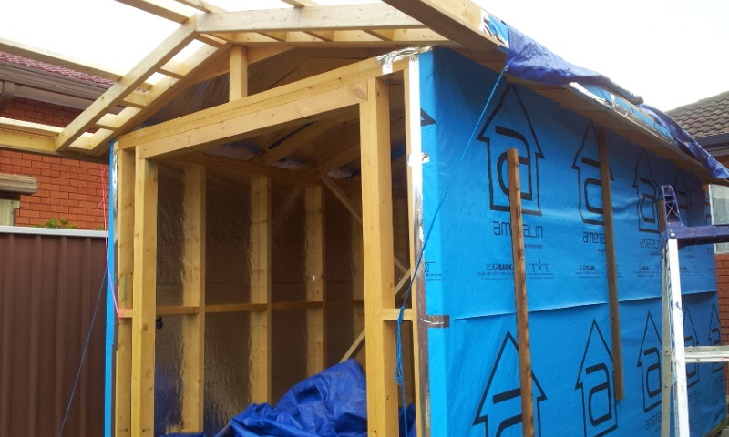 Sheds Build Yourself