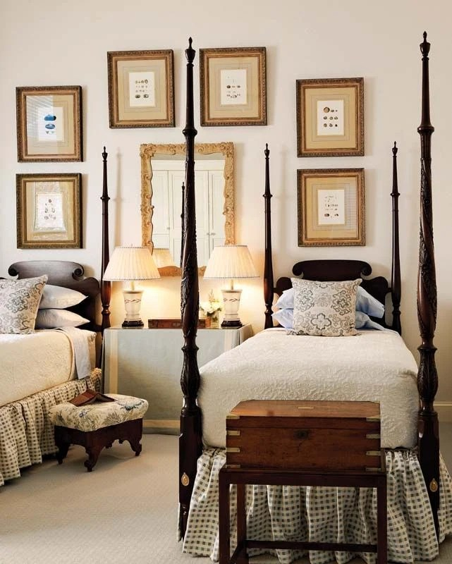Guest Bedroom Inspiration  20 Amazing Twin Bed Rooms    TIDBITS TWINE Tidbits Twine Guest Bedroom Inspiration 9