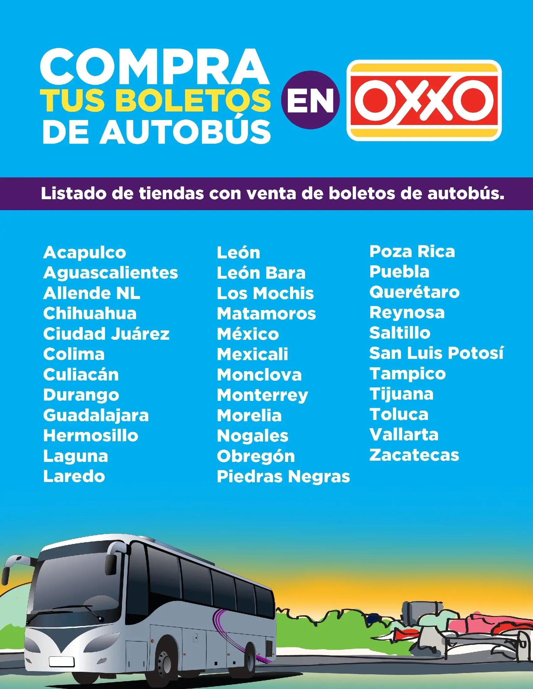 Boletos Autobuses Precios De De