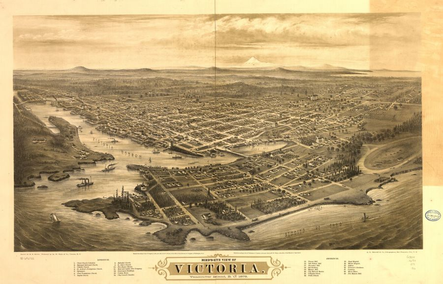 Panoramic Maps   Library of Congress