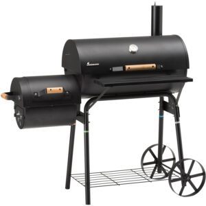 Landmann Kolgrill Barbecue Smoker Tennessee 200
