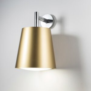 Witt Köksfläkt Architect Brass Ø48 cm