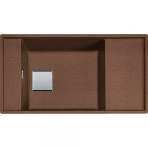 Franke Diskho Fresno FSG 611 Fragranite Copper Gold