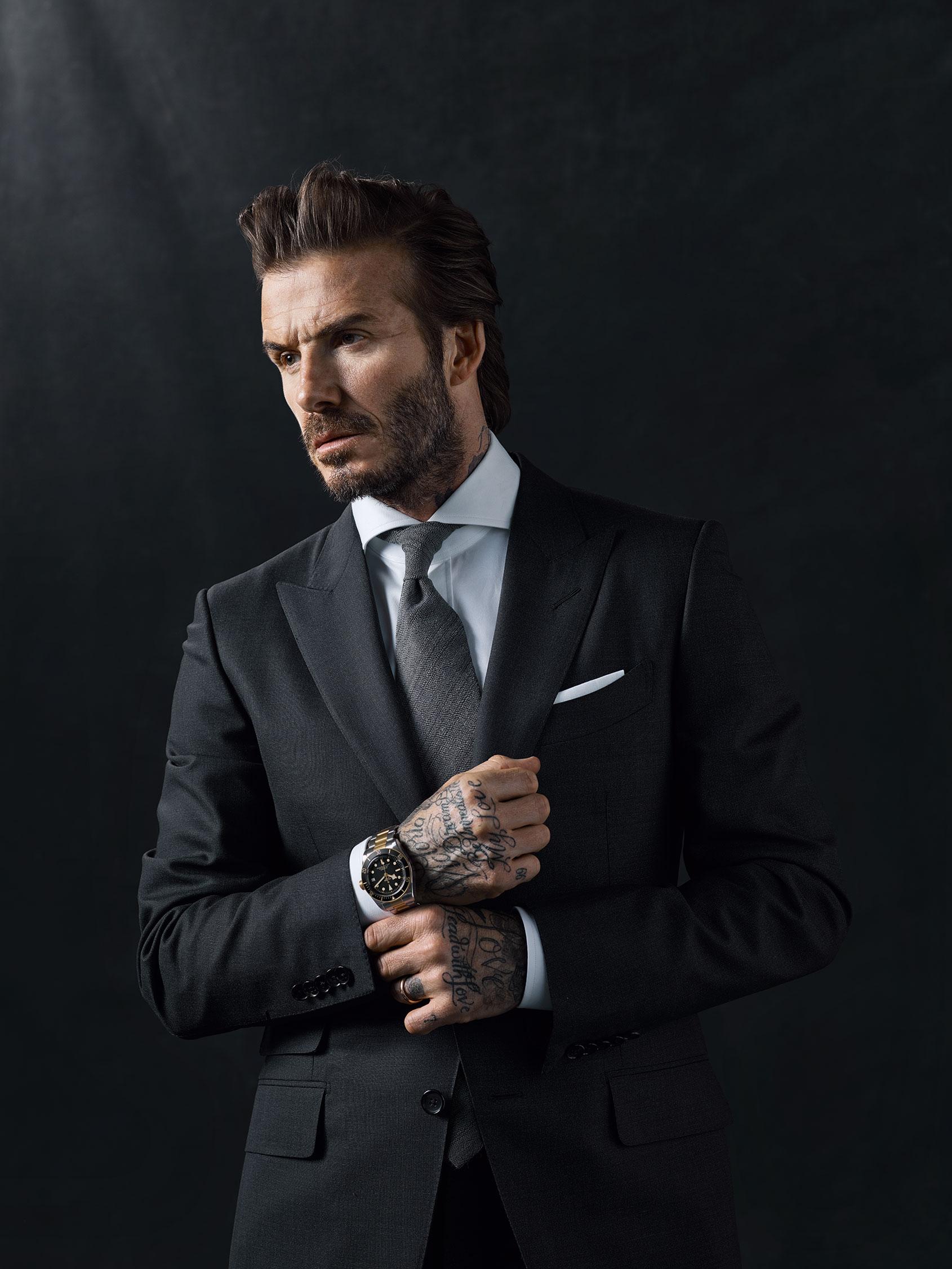 NEWS: Tudor announces David Beckham as new brand ...