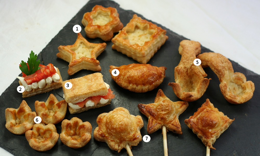 Rough Puff Pastry | Time To Cook - Online