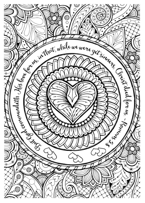 Bible study resources learning love week 2 part 1, love one another coloring pages