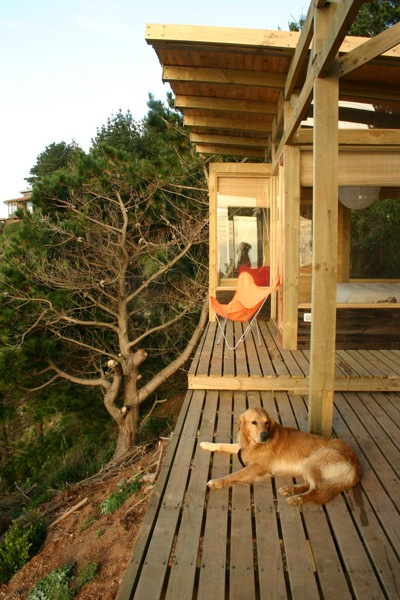 Incredible 500 Square Foot Small House On A Cliff With