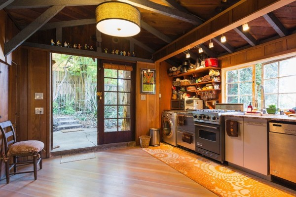 750 Sq Ft Cabin Cottage In Berkeley Ca