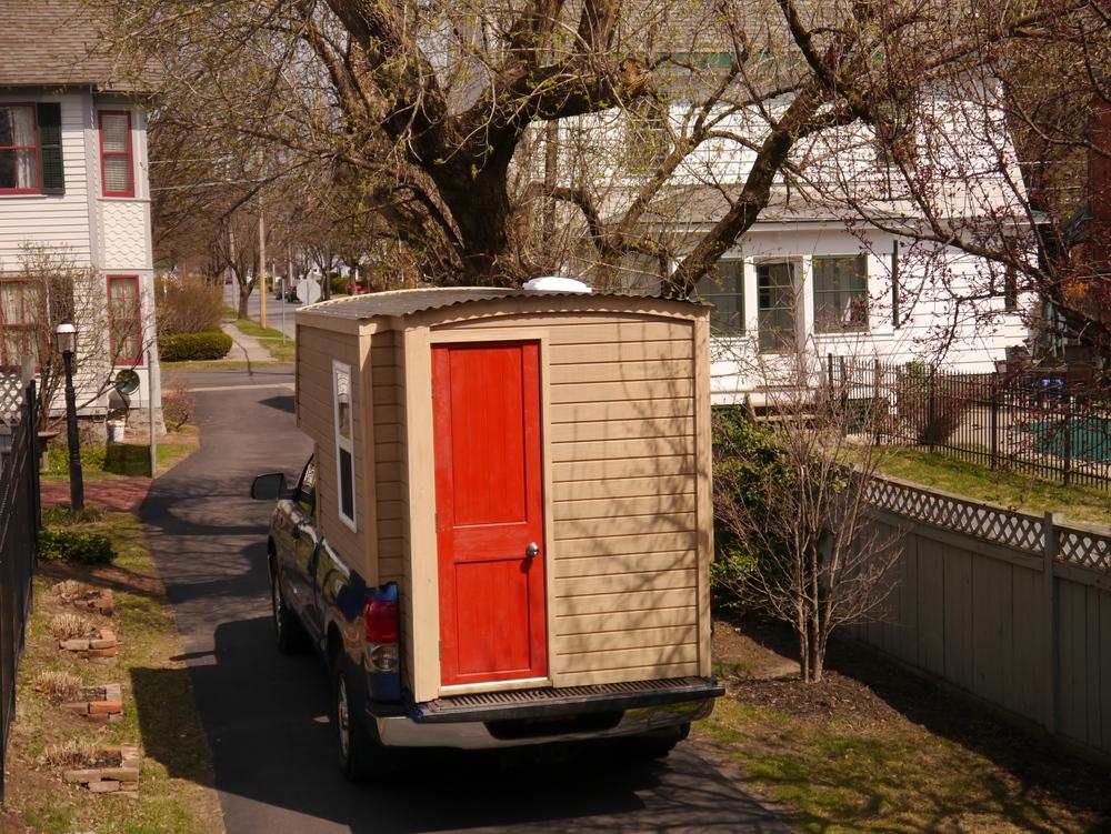 Jono S Hand Built Truck Micro Camper