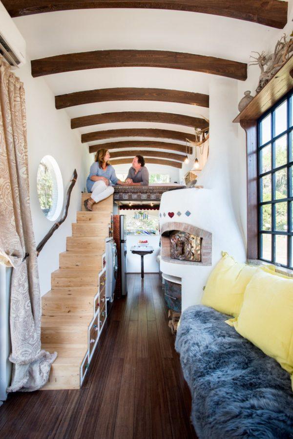 Gypsy Mermaid Tiny House