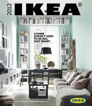 Ikea S 2012 Catalog All About Small Space Furniture