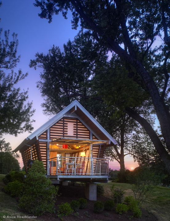 The Crib 250 Sq Ft Sip Tiny House For Sale