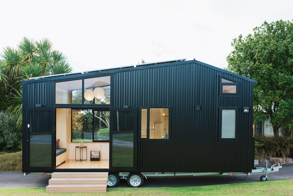 First Light Tiny House By Build Tiny Tiny Living