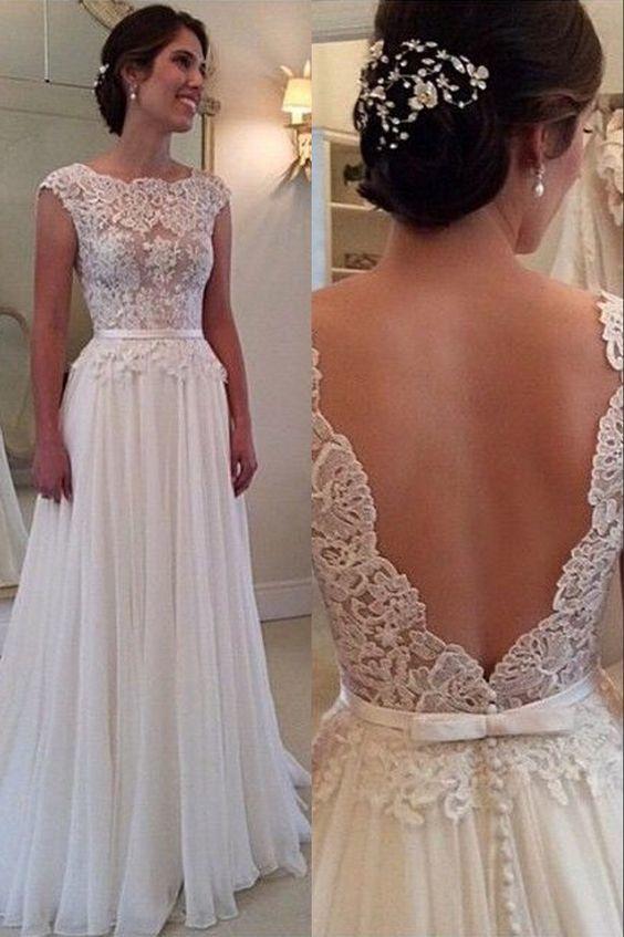 Meseszép csipke menyasszonyi ruhák - fazon szerint  d0ec0a5f9b