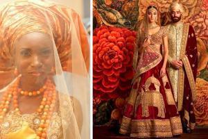 Esküvők a nagyvilágban  15 ország tradicionális menyasszonyi ruhája cca3c111d1