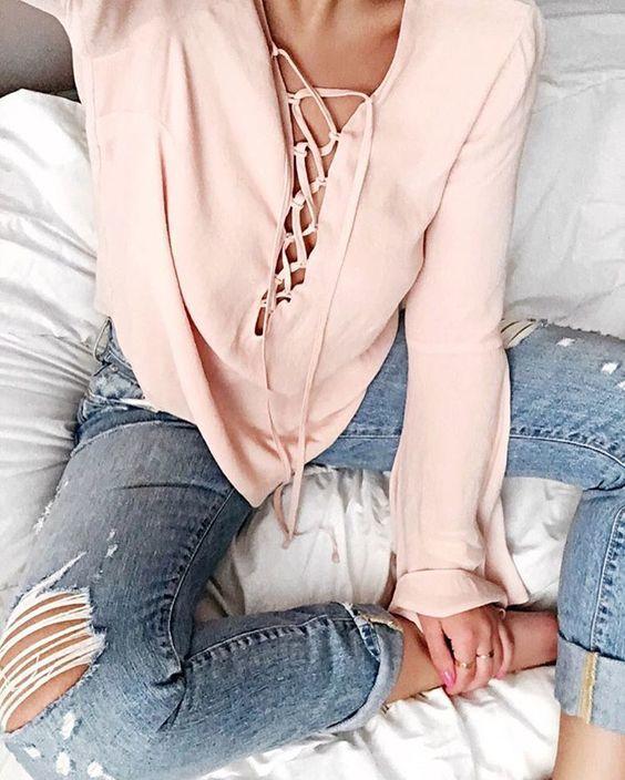 29b0e7b70f 2017 új divatszíne: a blush, azaz púder rózsaszín! 6 csini ruhadarab