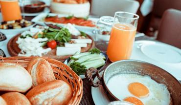 diszociált étrend reggeli menü példák
