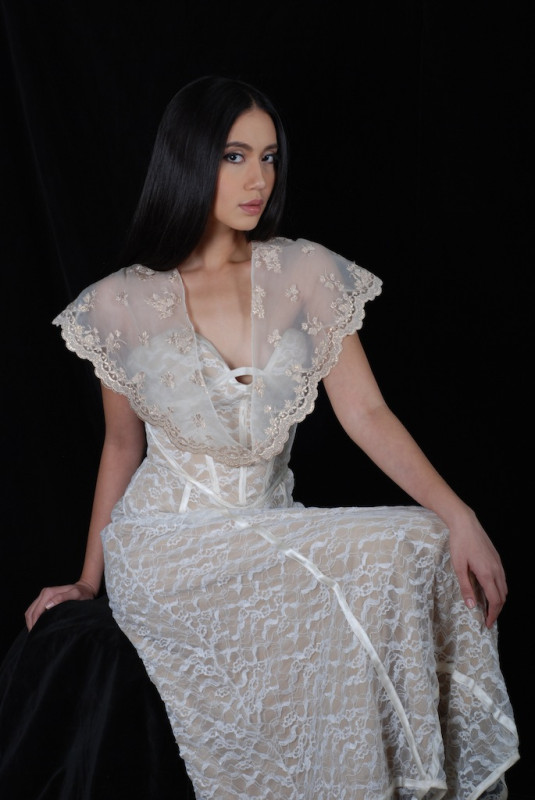 Modern Filipiniana Female Attire