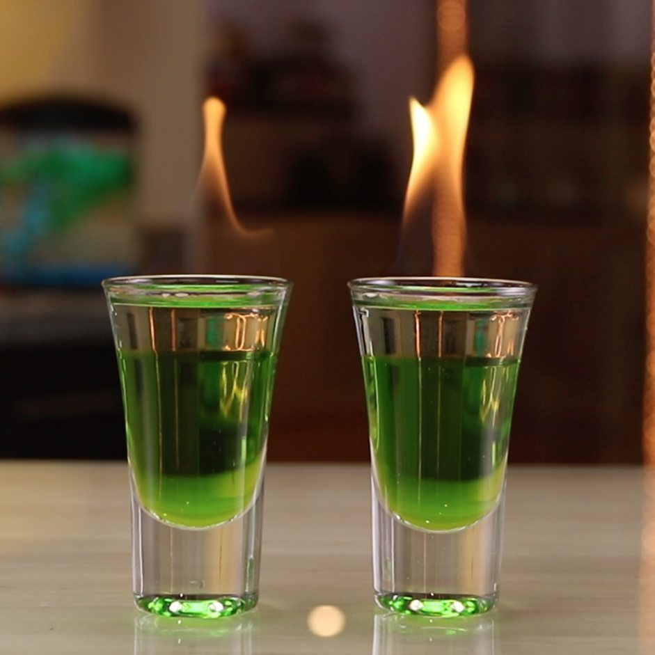 Northern Lights Drink Recipe
