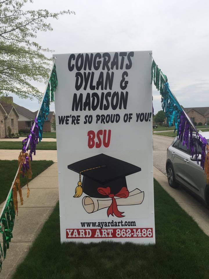 Yard Signs Indianapolis Indiana