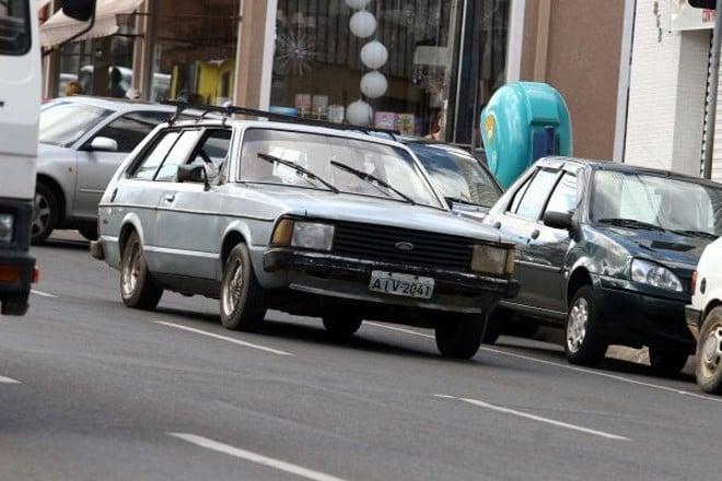 Carros com 20 anos pagam IPVA