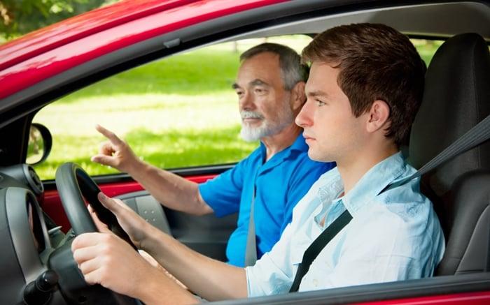posso dar entrada na carteira de motorista antes dos 18