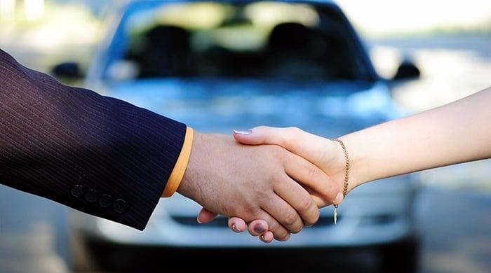 Transferência de propriedade de veículo