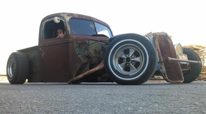 Truck 2001 Tire Dodge Size