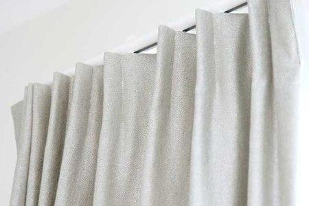 Beste Huis Decoratie » gordijnen naaien enkele plooi   Huis Decoratie