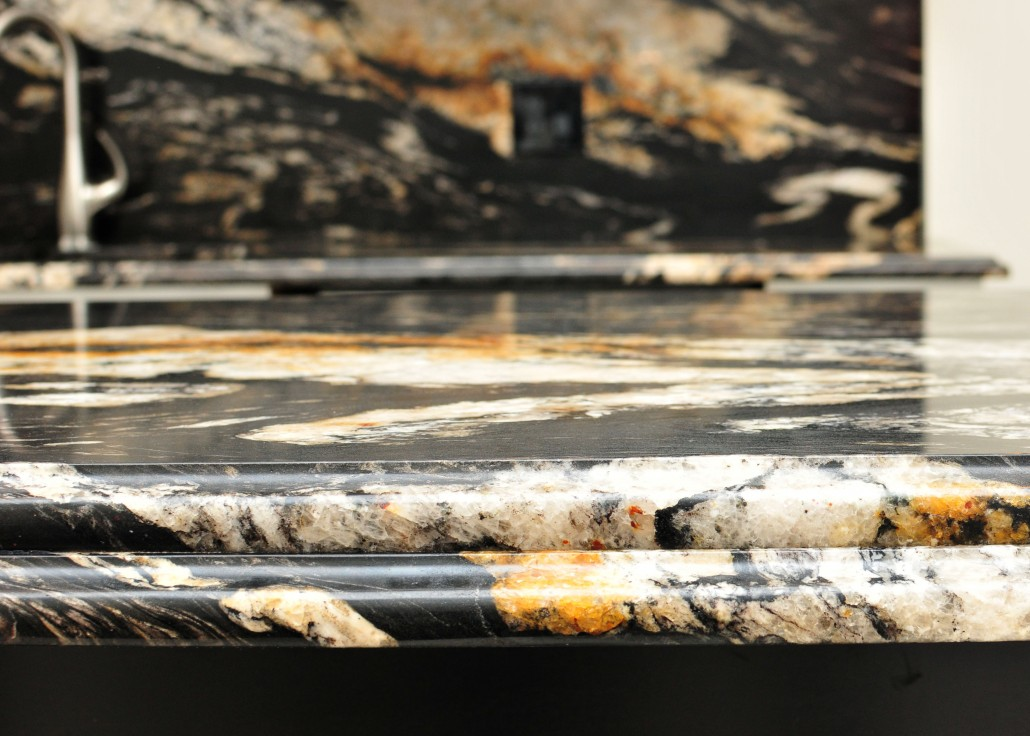 Titanium Granite Kitchen Project Details And Pictures
