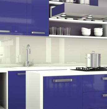 Küchenrückwand nach Maß - Spritzschutz, Küchenrückwand, Acrylglas