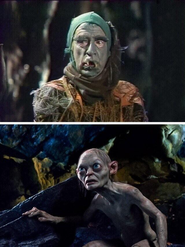"""""""سفر افسانه آقای Bilbo Begigins Hobbit"""" 1985 و """"Hobbit: سفر غیر منتظره"""" 2012"""