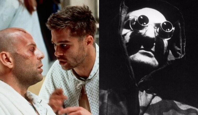12 میمون (1995) / بلبرینگ (1962)
