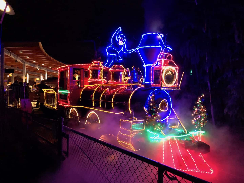 Zoo Lights Portland