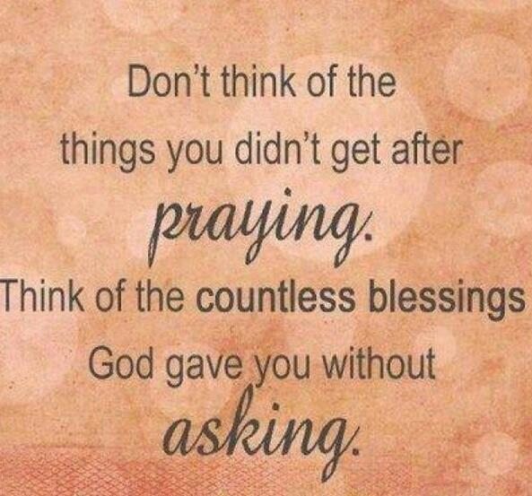 Countless Blessings   Quotes Define Anything And Everything