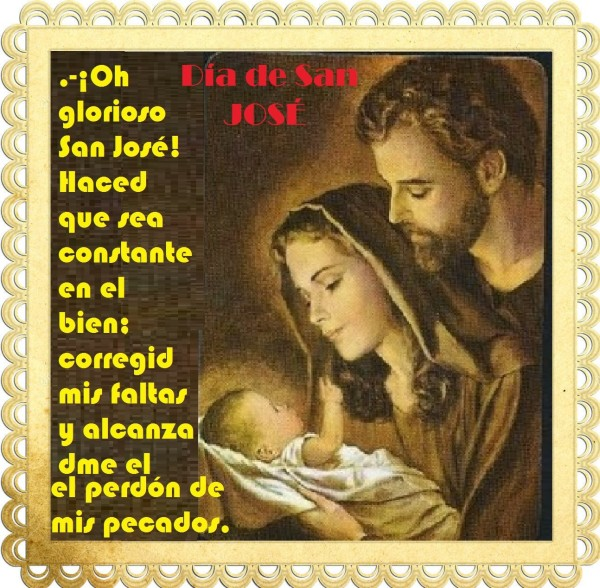 Oraciones Sagrada Familia