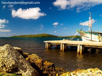 GEBE; pulau yang terlupakan di ujung tenggara Halmahera ...