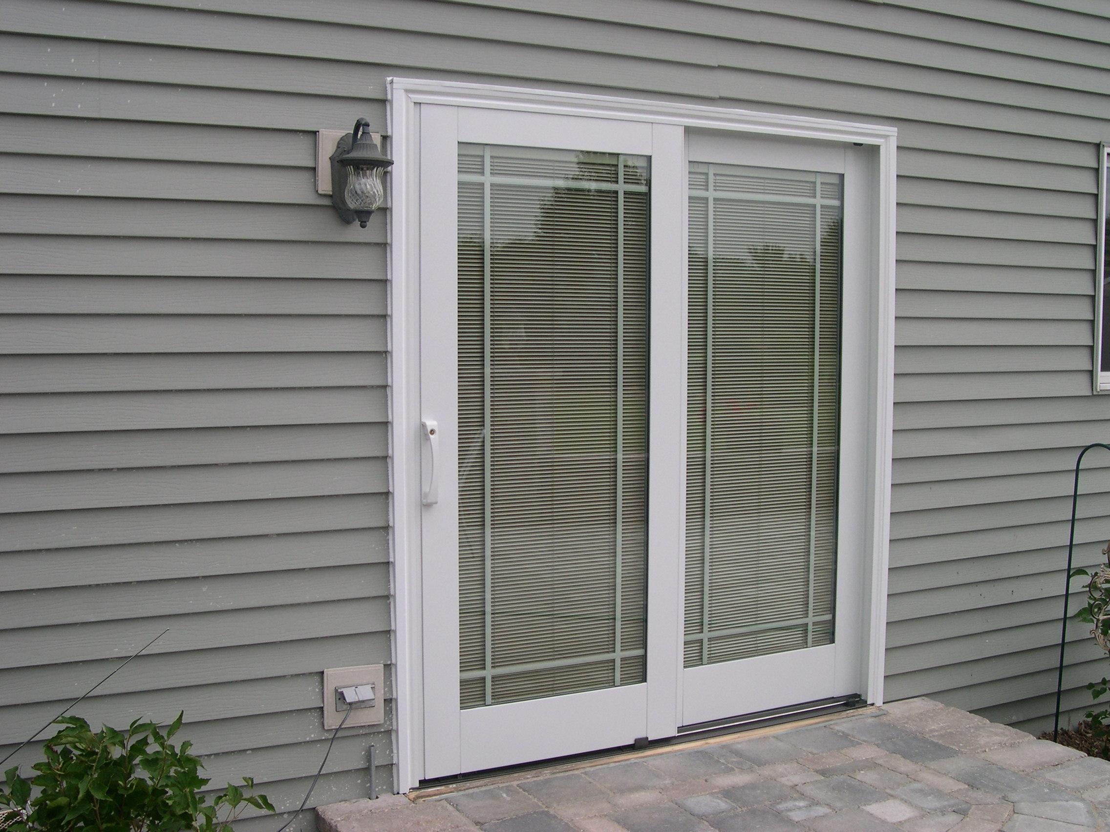 Andersen Sliding Glass Doors