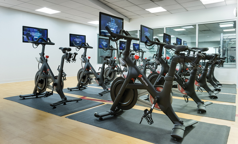 Nyc Sheraton Upgrades Fitness Center Pumps Up Experience