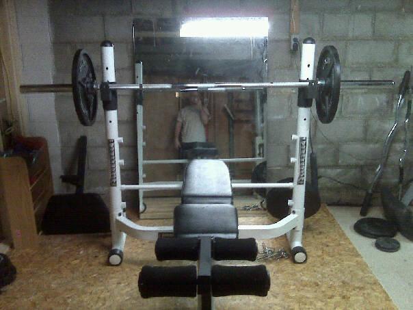 Building A Home Gym Version 1 0 Tom Sylvester