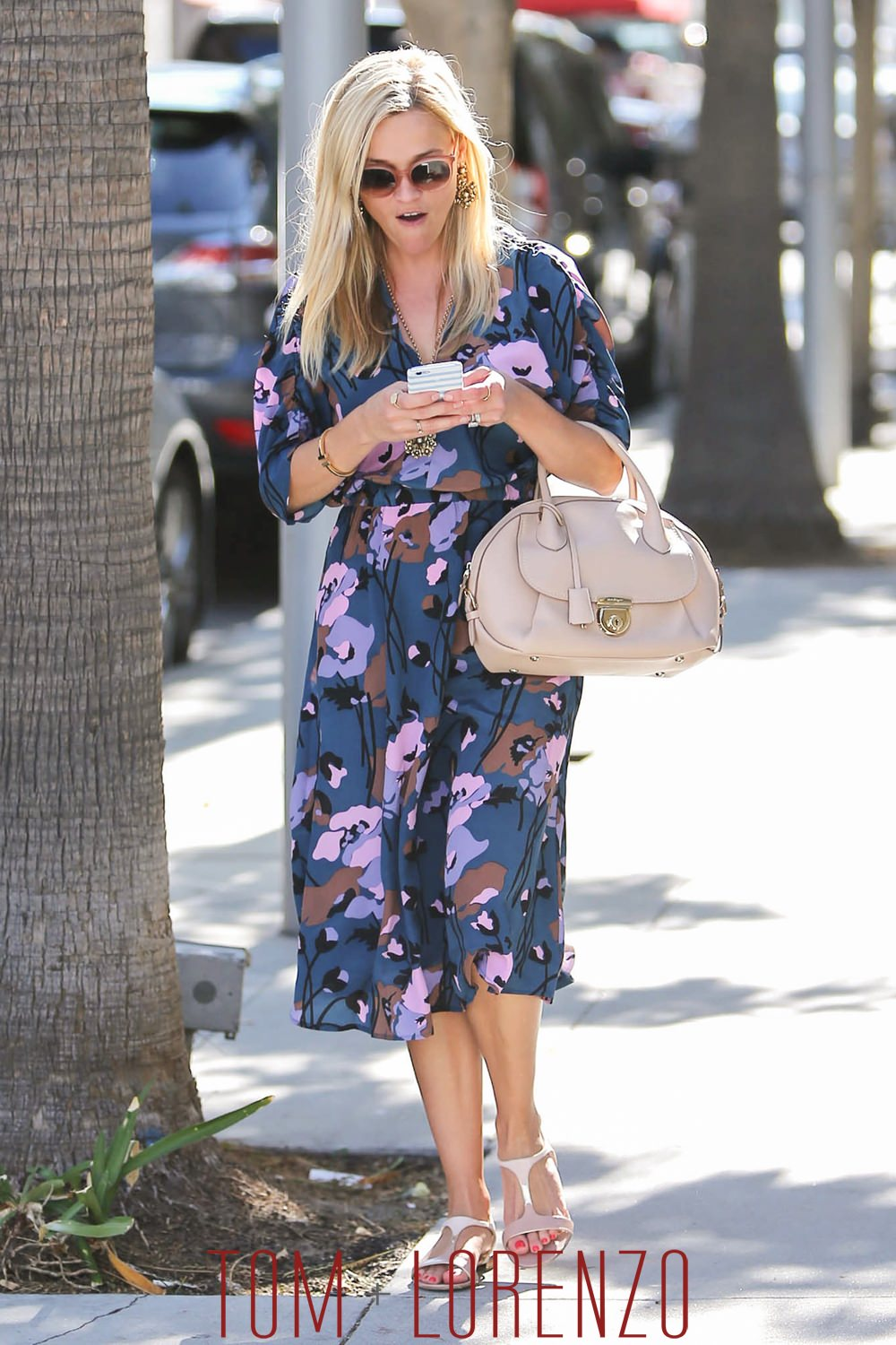 Reese Witherspoon Stops By Cartier In La Tom Lorenzo