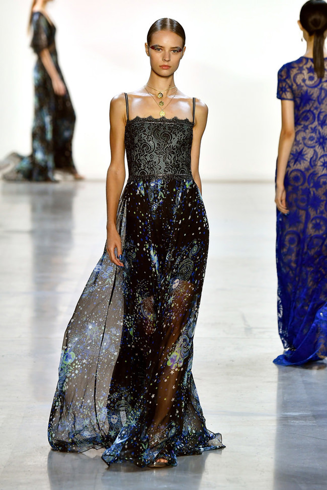 New York Fashion Week  Tadashi Shoji Spring 2019 Collection   Tom       New York Fashion Week  Tadashi Shoji Spring 2019 Collection