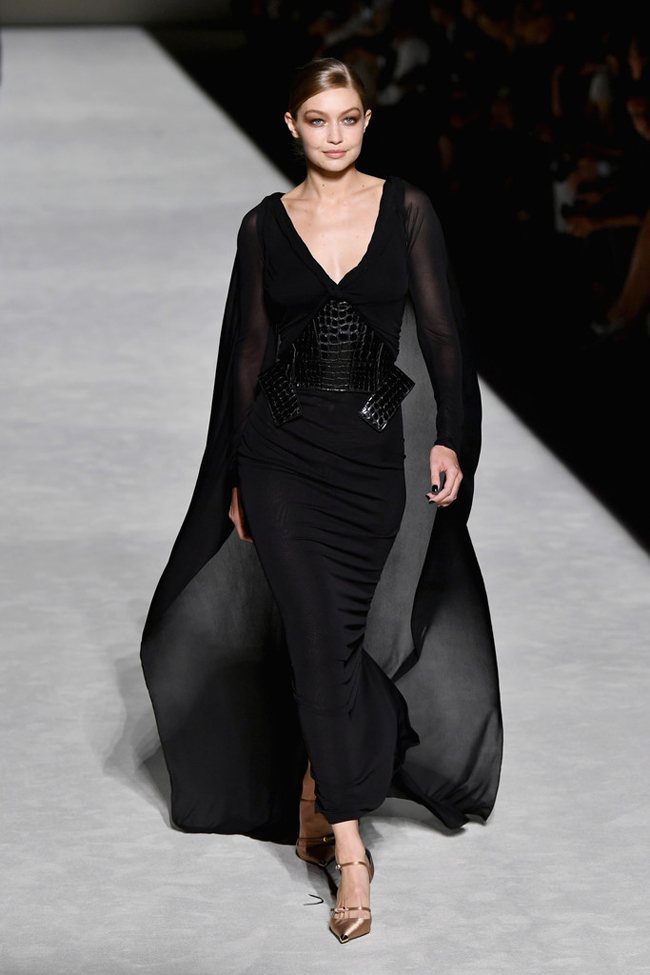 New York Fashion Week  Tom Ford Spring 2019 Collection   Tom   Lorenzo New York Fashion Week  Tom Ford Spring 2019 Collection
