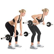 Total body barbell workout – No rack required! Part of the ...