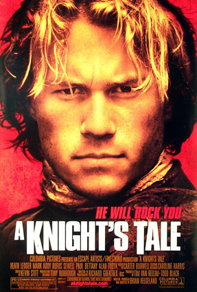 A Knight's Tale: A Fun Middle Ages Mash-Up | Movies Are Fun!