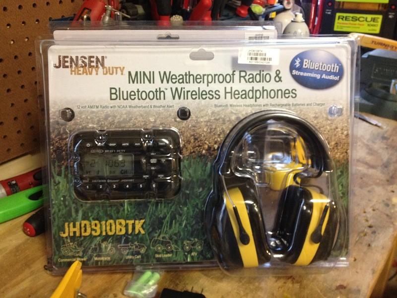 Northern Radio Toolheadphones